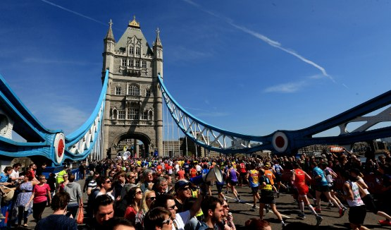 London Marathon Success for Mall-Wood's Abby Everitt