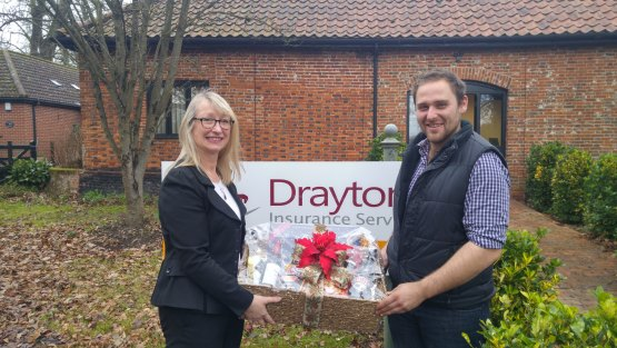 'Santa Draws' Winner Announced