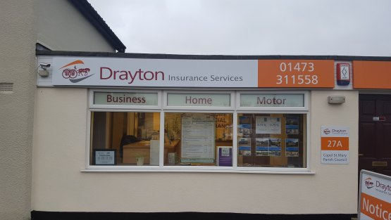 Ipswich branch officially becomes Drayton Insurance Services...