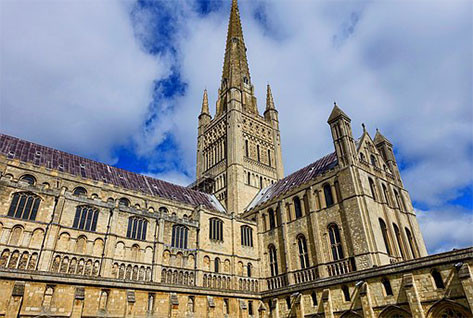 Norwich Second Best Place To Live In England!
