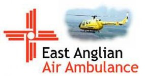 Darren Beat Target For East Anglian Air Ambulance!